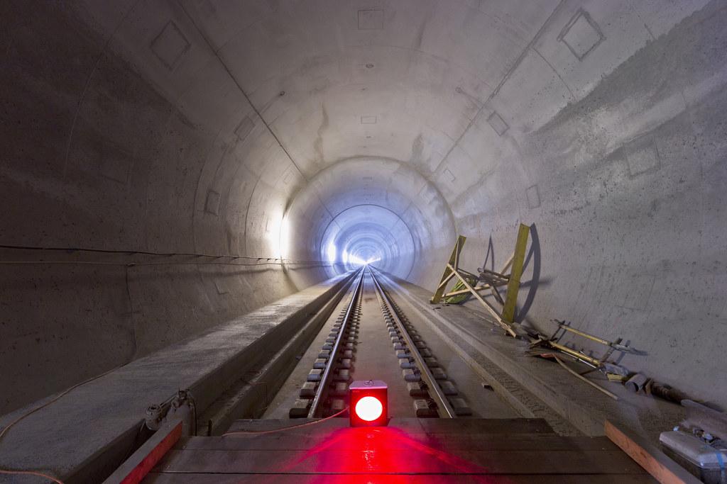 Gotthard-Basistunnel: