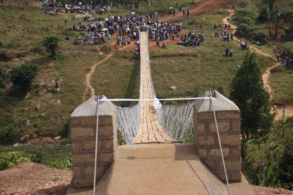 Bridges to Prosperity Ruanda 2012