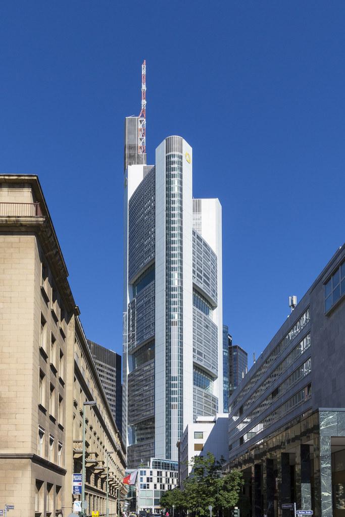 Commerzbank Tower (259 meters)
