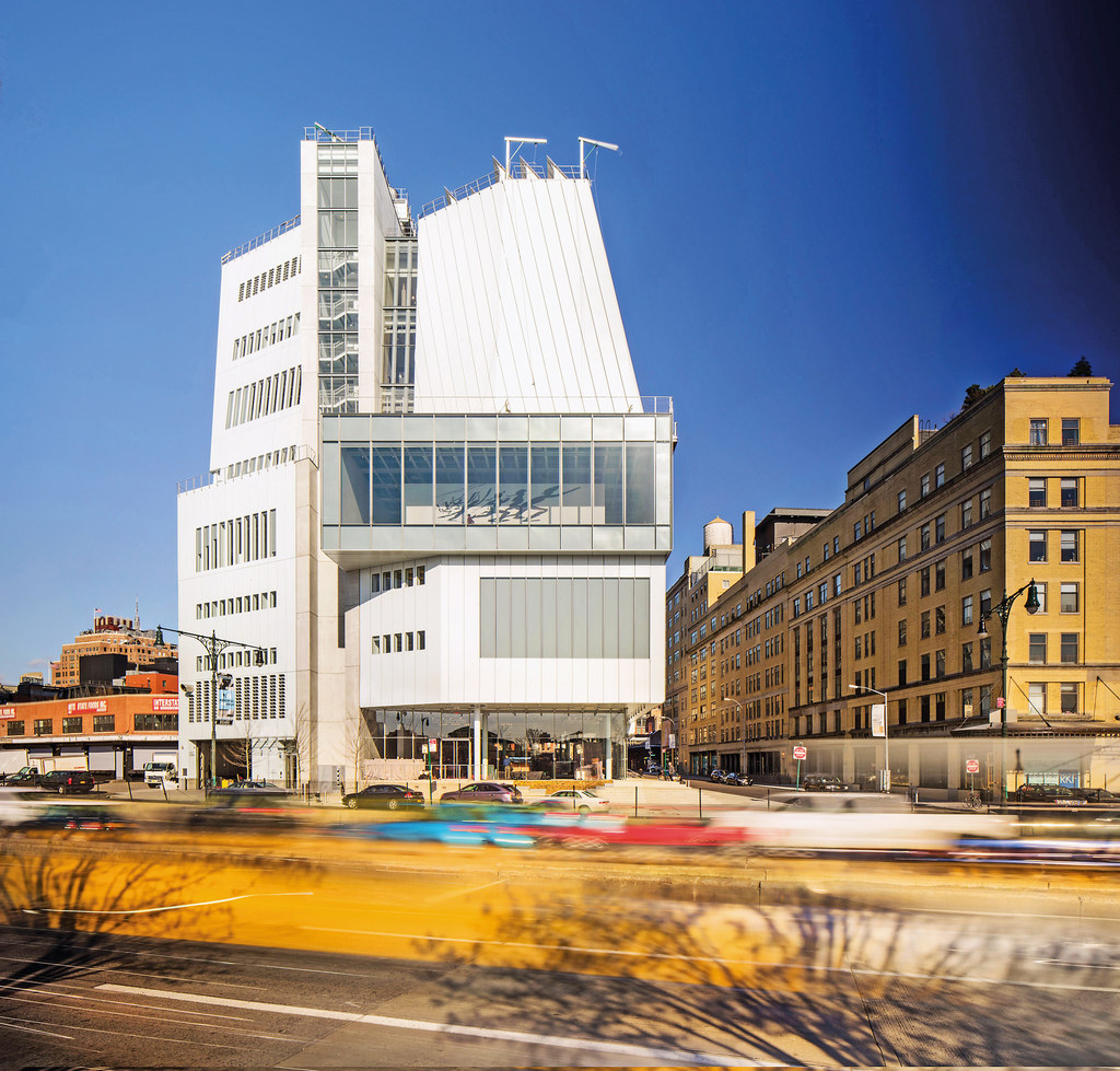 Whitney Museum of American Art, New York, USA