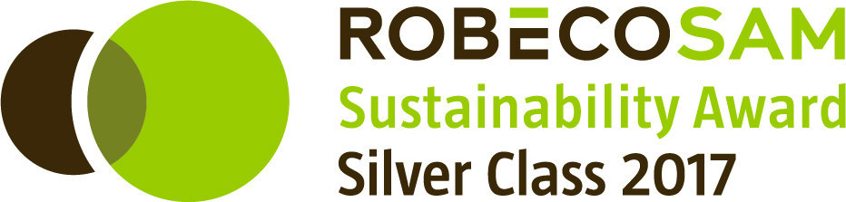 RobecoSAM Sustainability Yearbook 2017 Silver