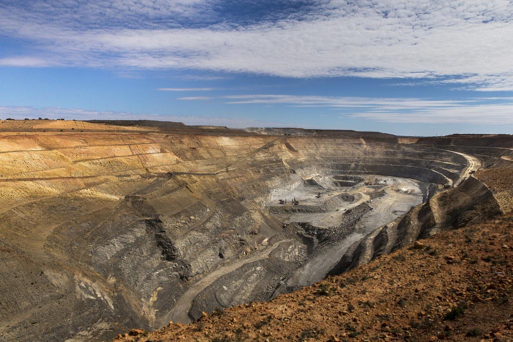 Rockys Reward nickel mine, Western Australia, Australien