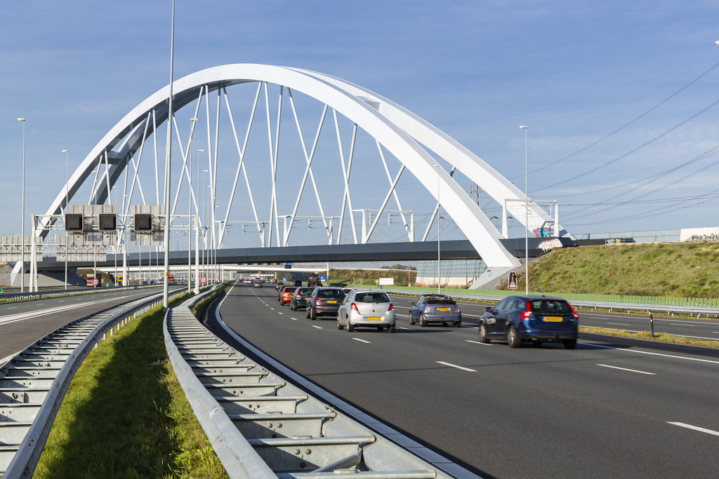 SAAOne (Highway A1/A6), The Netherlands