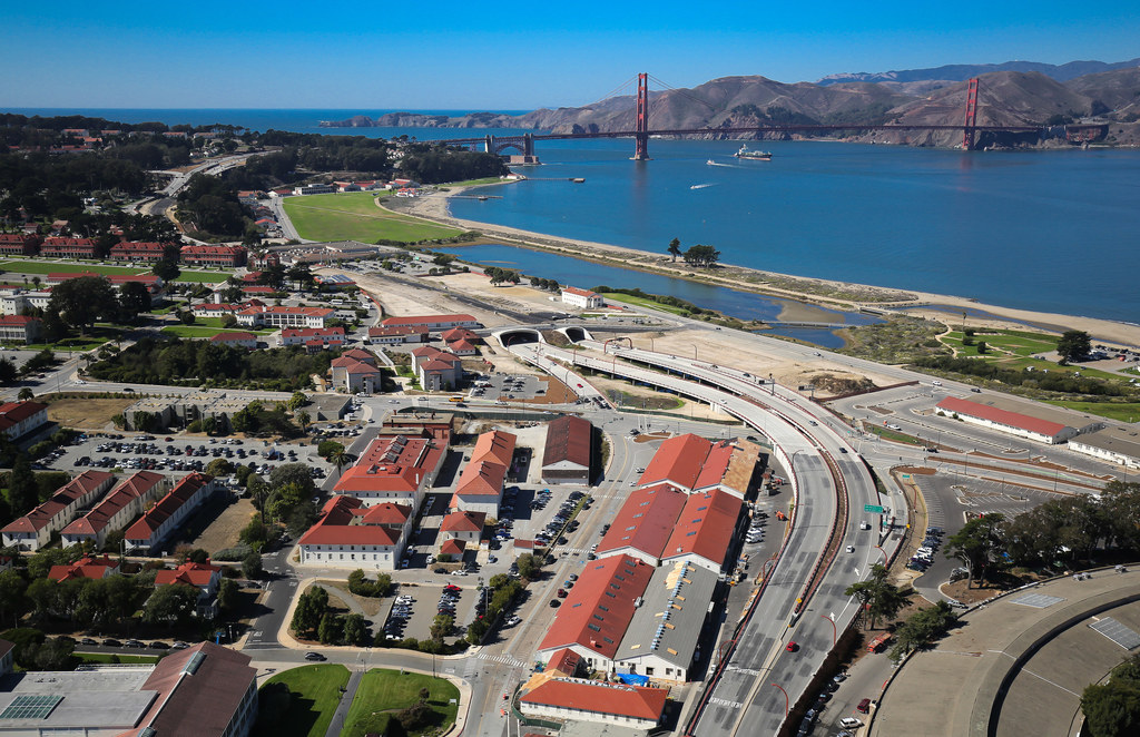 Presidio Parkway in San Francisco: Grünes PPP-Projekt in den USA