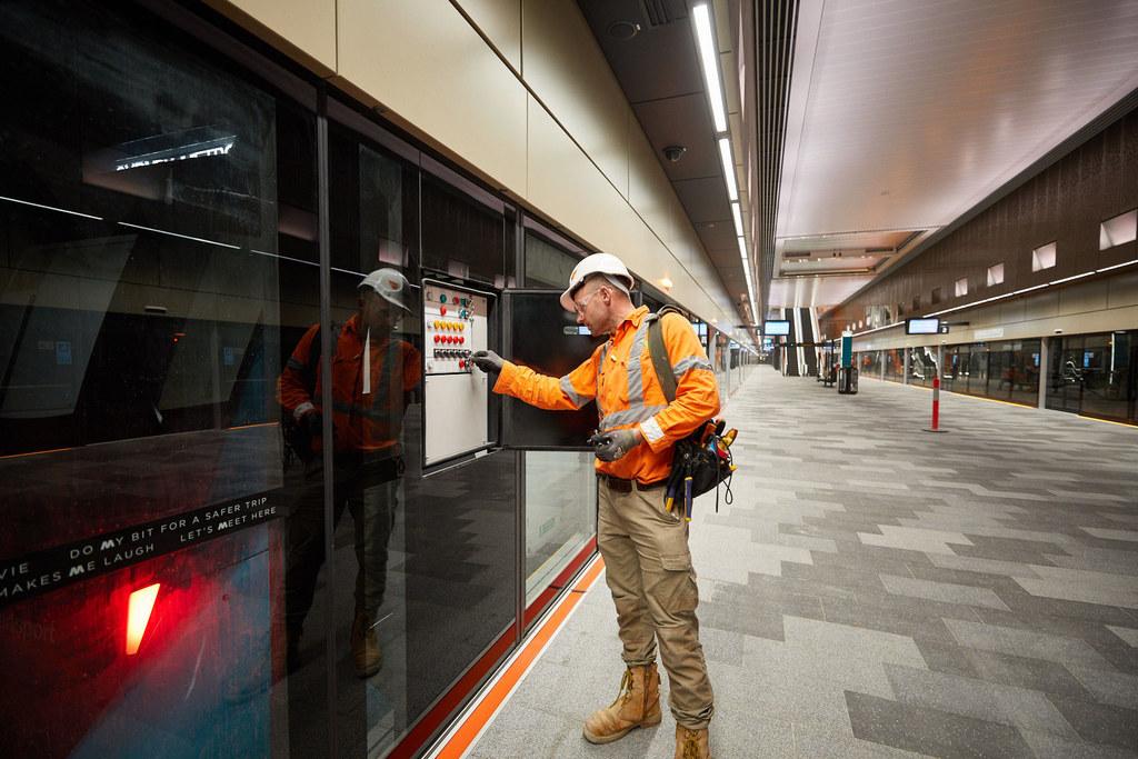 Sydney Metro, Australien
