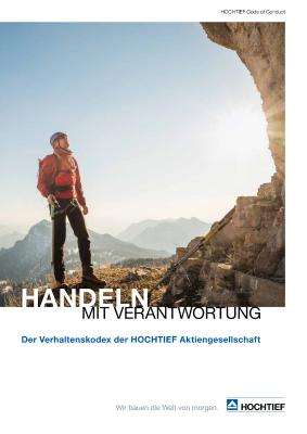 Download (PDF) -                      2019HOCHTIEF Code of Conduct (deutsche Ausgabe)                 - Dateigrösse : @filesize